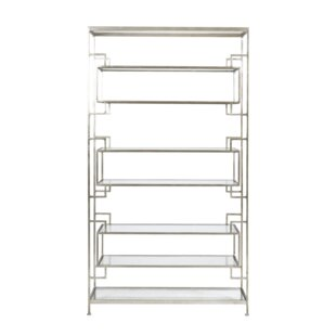 8 Shelf Etagere Bookcase