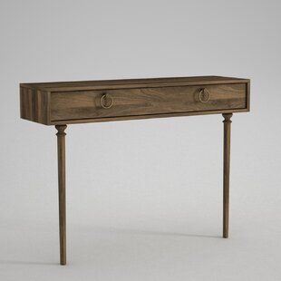 Emrik Console Table By World Menagerie