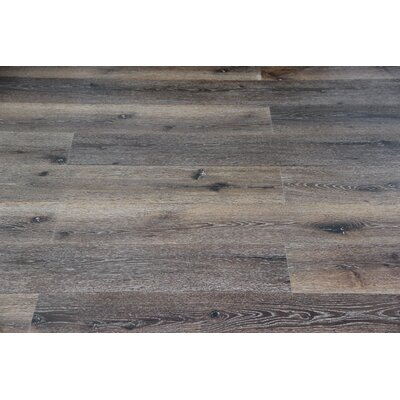 """Old Town 7"""" X 48"""" X 7.5mm Wpc Luxury Vinyl Plank Christina & Son Color: Mirage"""