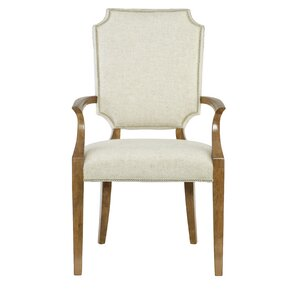 Soho Luxe Upholstered Dining Chair by Bernhardt