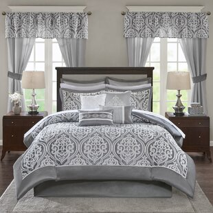 Dory 24 Piece Comforter Set by Darby Home Co New