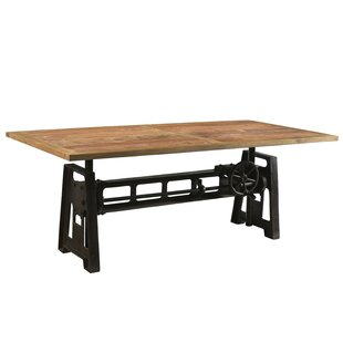 Jai Adjustable Dining Table By Williston Forge