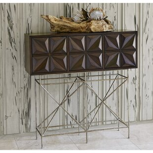 Snow Flake Console Table ByAmbella Home Collection