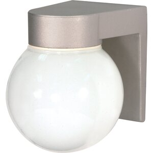 Barriga 1-Light Outdoor Sconce