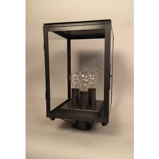 Brayden Studio Rusnak 3-Light Hardwired Lantern Head