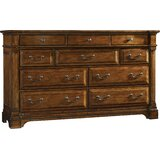 Tynecastle 10 Drawer Double Dresser by Hooker Furniture