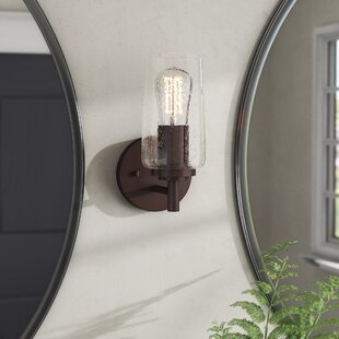 Loveland 1-Light Bath Sconce by Trent Austin Design
