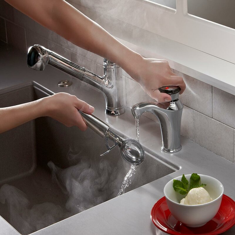 Invite™ Touch Instant Hot Water Dispenser