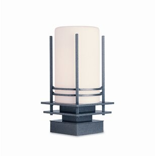 Compare Outdoor 1-Light Pier Mount Light By Hubbardton Forge