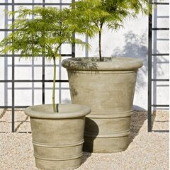 25 30 Inches Concrete Planters You Ll Love In 2021 Wayfair