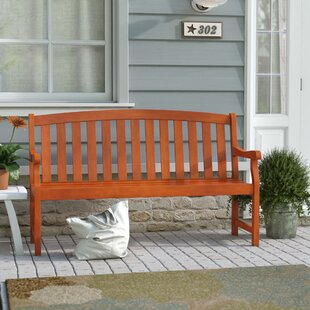 Defalco Garden Bench by Darby Home Co Fresh