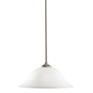 Alcott Hill Barile 1-Light Cone Pendant