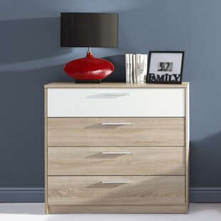 4 Drawer Chest By Mercury Row