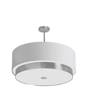 Skylar 3-Light Semi Flush Mount by Wade Logan