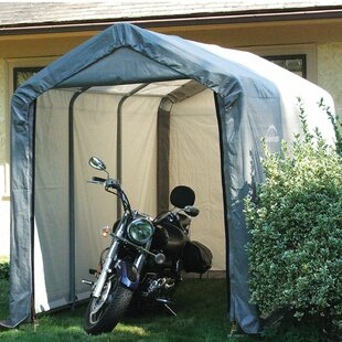 ShelterLogic 6 Ft. x 12 Ft. Steel Pop-Up Canopy