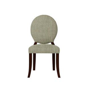 Red Barrel Studio Tristen Upholstered Dining Chair (Set of 2)