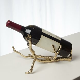 Twig Holder 1 Bottle Tabletop Wine Bottle..