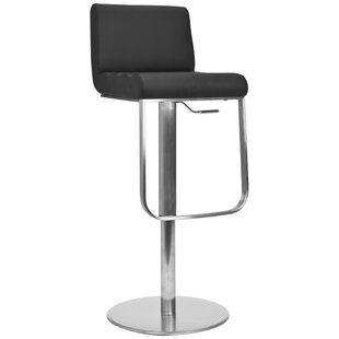 Anthea Adjustable Height Bar Stool by Orr..