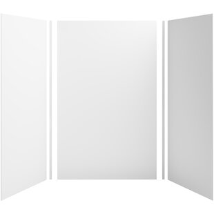 Compare Choreograph 60 x 42 x 96 Shower Wall Kit By Kohler