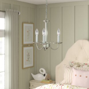 Thatcher 3-Light Candle Style Chandelier