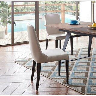 Alayziah Upholstered Dining Chair (Set of 2) by Brayden Studio SKU:CD867692 Order