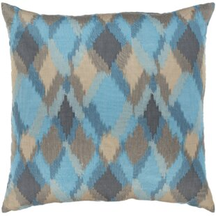 Camila Jacquard Throw Pillow