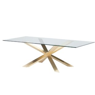 Bingley Dining Table by Mercer41 Great Reviews