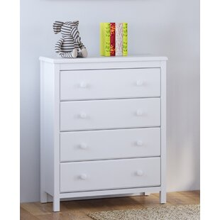 Storkcraft Alpine 4 Drawer Dresser