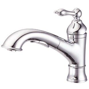 Danze® Fairmont Touchless Single Handle Deck Mount Kitchen Faucet with 3 Function Spout
