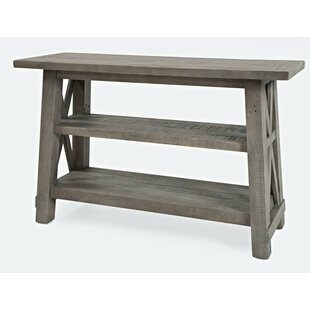 Gracie Oaks Mcilwain Console Table