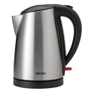 1.75-qt. Stainless Steel Electric Kettle