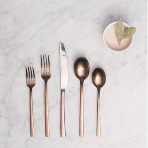 Agave 20-Piece Flatware Set