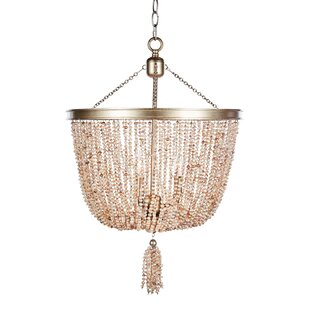 Pearl Novelty Chandelier b..