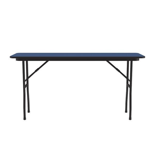 Correll Inc 96 Rectangular Portable Folding Table Wayfair