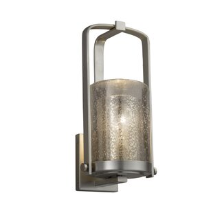 Look for Luzerne 1-Light Outdoor Sconce By Brayden Studio