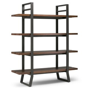 Ryley Industrial Etagere Bookcase by 17 Stories #2