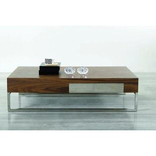 Read Reviews Belafonte Coffee Table By Wade Logan