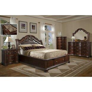 Astoria Grand Alanya Platform Configurable Bedroom Set