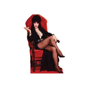 Elvira Chair Cardboard Stand-Up By Advanced Graphics