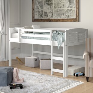 Affordable Price Chatham Twin Low Loft Bed by Birch Lane™ Heritage Reviews (2019) & Buyer's Guide