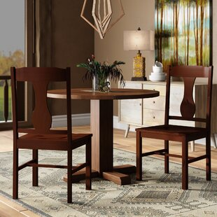 Freya Solid Wood Dining Chair (Set of 2) ..