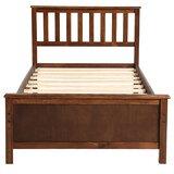 Puente Twin Standard Bed by Red Barrel Studio®