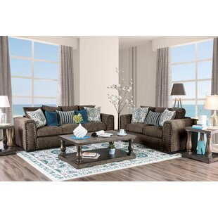 Affordable Price Dirksen Configurable Living Room Set by Darby Home Co Reviews (2019) & Buyer's Guide