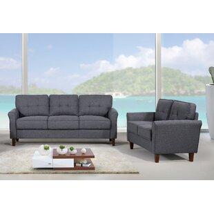 Peru 2 Piece Living Room Set