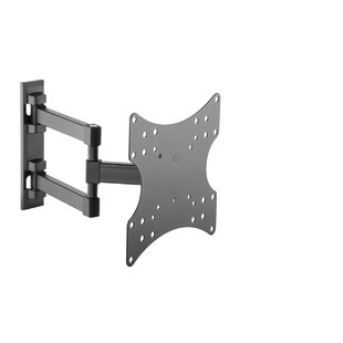 Full Motion Swivel/Tilt Wall Mount For 13