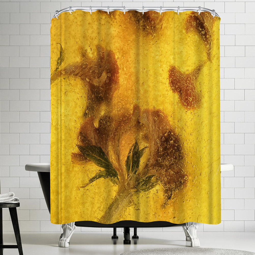 Zina Zinchik Sweet Heat Shower Curtain