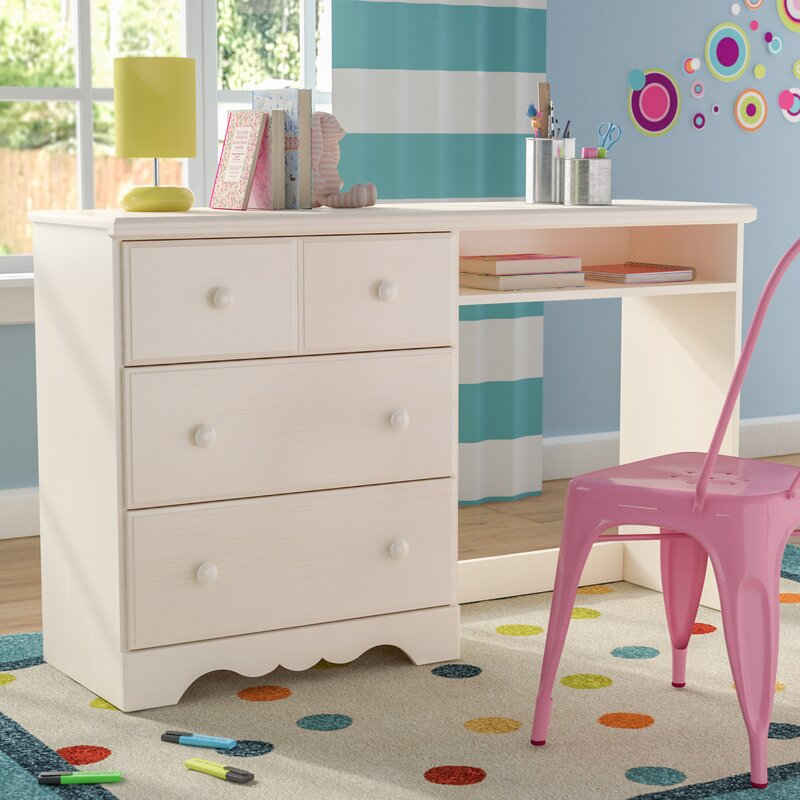 15 Low-Cost Desks to Create a Study Space for Children - Articles about Apartments 13 by  image