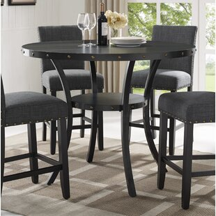 Darby Home Co Rand Pub Table