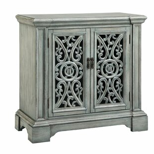 Emerfield 2 Door Accent Cabinet by World Menagerie