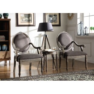 Delicieux 3 Piece Armchair Set